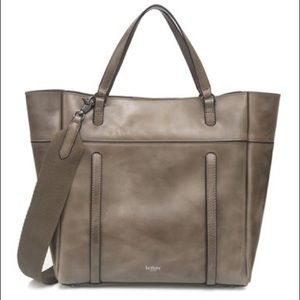 NWT Botkier Alix Leather Tote Bag